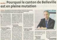 Mutations-Canton de Belleville