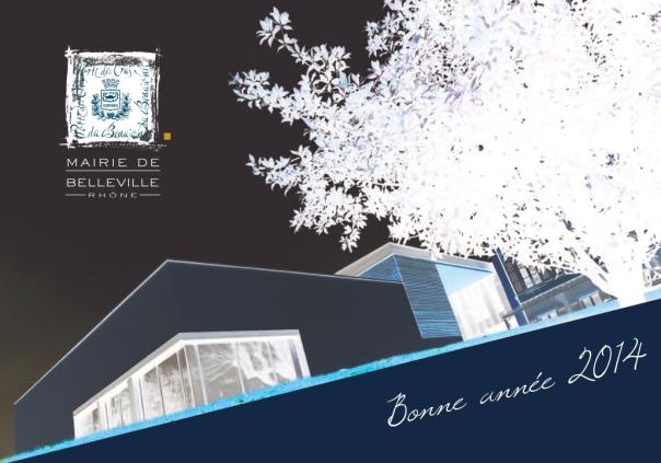 Vœux de Bernard Fialaire pour l'année 2014